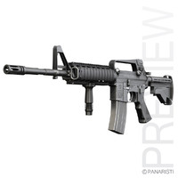 Colt M4A1 Carbine RIS Assault rifle